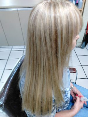 Highlights / Lowlights / Cut by Andrea